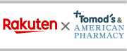 楽天 Tomods AMERICANPHARMACY